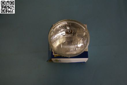 1958-1982 Corvette C1 C2 C3,5 3/4 140mm Round Dip & Main Beam H4 Halogen,New